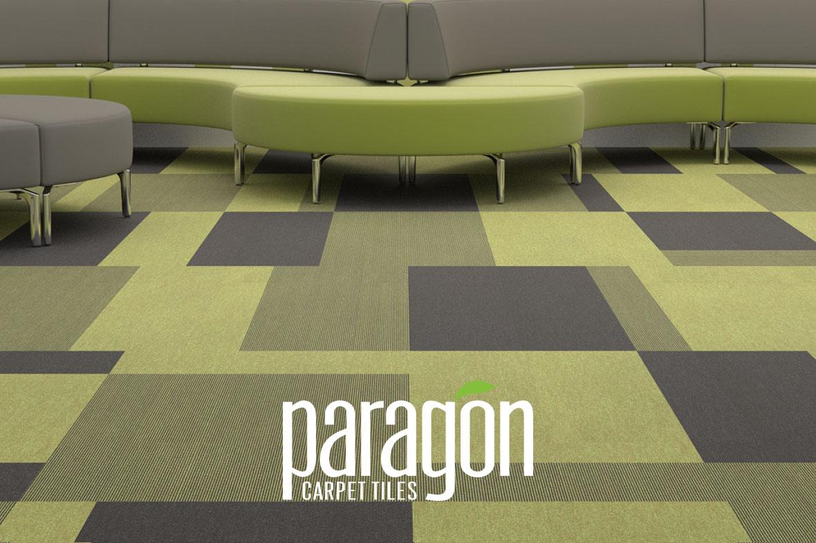 Paragon Carpet Tiles